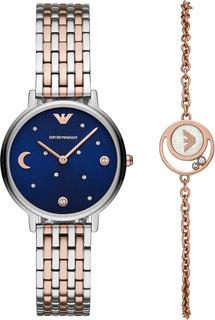 Женские часы в коллекции Kappa Женские часы Emporio Armani AR80024