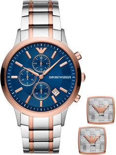 Мужские часы в коллекции Renato Мужские часы Emporio Armani AR80025