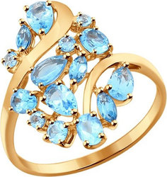 Золотые кольца Кольца SOKOLOV 714282_s