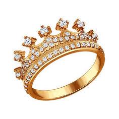 Серебряные кольца Кольца SOKOLOV 93010368_s