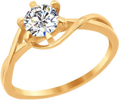 Золотые кольца Кольца SOKOLOV 81010081_s