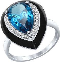 Серебряные кольца Кольца SOKOLOV 92011297_s