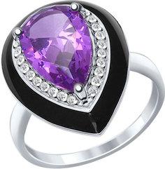 Серебряные кольца Кольца SOKOLOV 92011298_s
