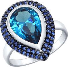 Серебряные кольца Кольца SOKOLOV 92011328_s