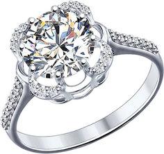 Серебряные кольца Кольца SOKOLOV 94012026_s