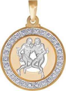 Золотые кулоны, подвески, медальоны Кулоны, подвески, медальоны SOKOLOV 032493_s
