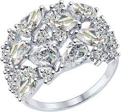 Серебряные кольца Кольца SOKOLOV 94012236_s
