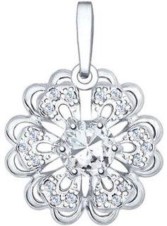 Серебряные кулоны, подвески, медальоны Кулоны, подвески, медальоны SOKOLOV 92030447_s