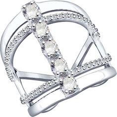 Серебряные кольца Кольца SOKOLOV 94012143_s