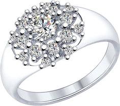 Серебряные кольца Кольца SOKOLOV 89010052_s