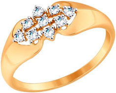 Золотые кольца Кольца SOKOLOV 017499_s