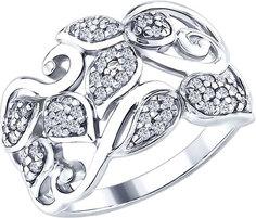 Серебряные кольца Кольца SOKOLOV 94012590_s