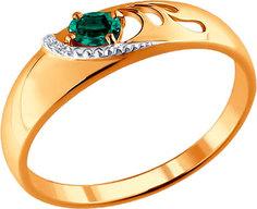 Золотые кольца Кольца SOKOLOV 3010517_s