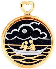 Золотые кулоны, подвески, медальоны Кулоны, подвески, медальоны SOKOLOV 1030597_s