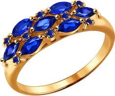 Золотые кольца Кольца SOKOLOV 2010671_s