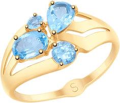 Золотые кольца Кольца SOKOLOV 715075_s