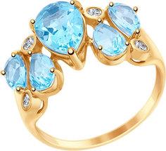 Золотые кольца Кольца SOKOLOV 714990_s