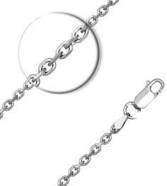 Серебряные цепочки Цепочки SOKOLOV 968030804_s