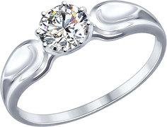Серебряные кольца Кольца SOKOLOV 94012115_s