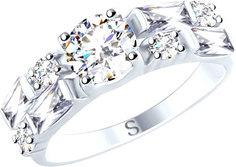 Серебряные кольца Кольца SOKOLOV 94012491_s