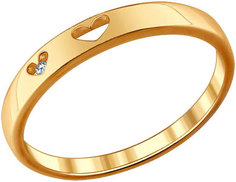 Серебряные кольца Кольца SOKOLOV 93010409_s
