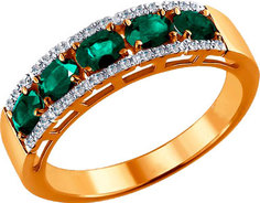 Золотые кольца Кольца SOKOLOV 3010527_s