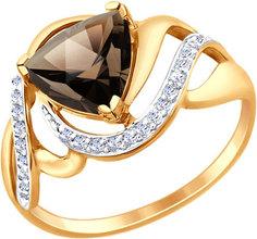 Золотые кольца Кольца SOKOLOV 714725_s