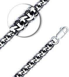Серебряные цепочки Цепочки SOKOLOV 998141204_s
