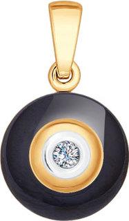 Золотые кулоны, подвески, медальоны Кулоны, подвески, медальоны SOKOLOV 6035001_s