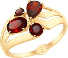 Золотые кольца Кольца SOKOLOV 715076_s