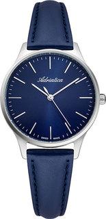 Швейцарские женские часы в коллекции Pairs Женские часы Adriatica A3186.5215Q Adri...Atica