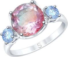 Серебряные кольца Кольца SOKOLOV 92011718_s