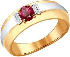 Золотые кольца Кольца SOKOLOV 4010614_s