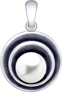 Серебряные кулоны, подвески, медальоны Кулоны, подвески, медальоны SOKOLOV 95030196_s
