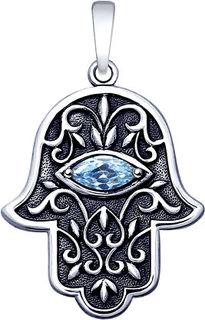 Серебряные кулоны, подвески, медальоны Кулоны, подвески, медальоны SOKOLOV 95030189_s