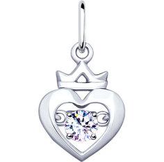 Серебряные кулоны, подвески, медальоны Кулоны, подвески, медальоны SOKOLOV 94032109_s