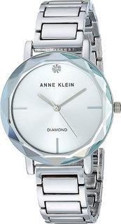 Женские часы в коллекции Diamond Женские часы Anne Klein 3279SVSV