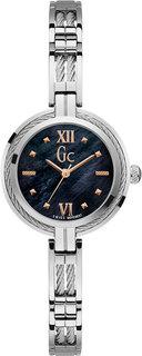 Швейцарские женские часы в коллекции Sport Chic Женские часы Gc Y39001L2