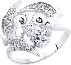 Серебряные кольца Кольца SOKOLOV 94012851_s