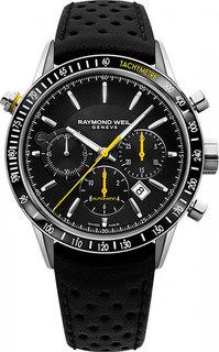 Швейцарские мужские часы в коллекции Freelancer Мужские часы Raymond Weil 7740-SC1-20021