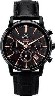 Мужские часы в коллекции Chronograph Мужские часы Royal London RL-41396-05
