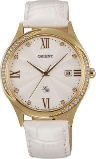 Японские женские часы в коллекции Lady Rose Женские часы Orient UNF8004W