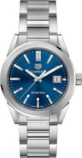Швейцарские женские часы в коллекции Carrera Женские часы TAG Heuer WBG1310.BA0758