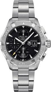 Швейцарские мужские часы в коллекции Aquaracer Мужские часы TAG Heuer CAY2110.BA0925