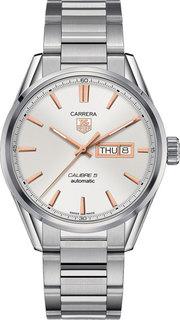 Швейцарские мужские часы в коллекции Carrera Мужские часы TAG Heuer WAR201D.BA0723