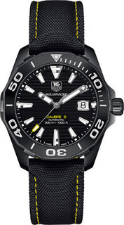 Швейцарские мужские часы в коллекции Aquaracer Мужские часы TAG Heuer WAY218A.FC6362