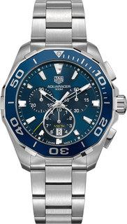 Швейцарские мужские часы в коллекции Aquaracer Мужские часы TAG Heuer CAY111B.BA0927
