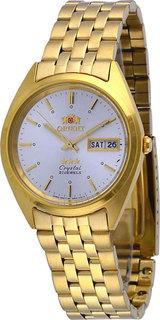 Японские мужские часы в коллекции 3 Stars Crystal 21 Jewels Мужские часы Orient AB0000FW