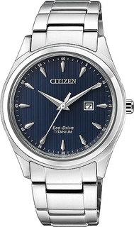 Японские женские часы в коллекции Super Titanium Женские часы Citizen EW2470-87L