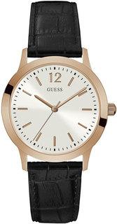 Мужские часы в коллекции Dress Steel Мужские часы Guess W0922G6